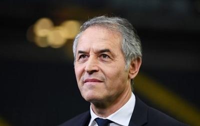Тренер Базеля: Шахтер за счет скорости предоставит проблемы Интеру