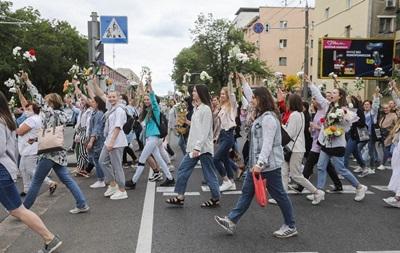 В Беларуси проходят акции солидарности