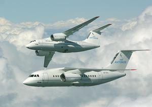 Модернизировать Ан-158 Антонову помогут турки