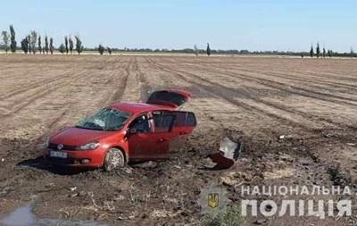 На Херсонщине в ДТП погибли двое детей и их отец