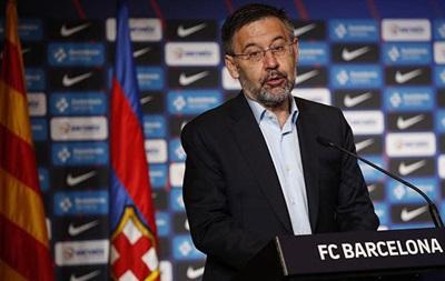 Президент Барселони: Сьогодні трапилася катастрофа