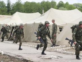 Российские пограничники приступили к охране грузино-абхазской границы