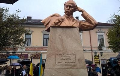 Зареєстровано рекорд за кількістю пам ятників Шевченку за кордоном