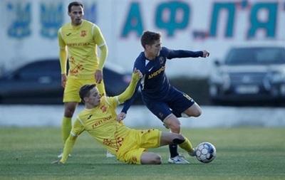 Ингулец дебютировал в УПЛ с ничьей против Днепра-1
