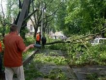 На Западе Украины 275 городов и сел остаются без электричества
