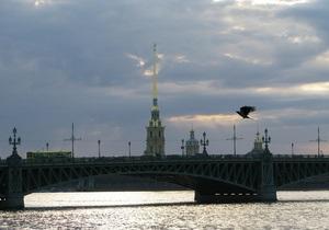 Смог от пожаров добрался до Санкт-Петербурга