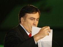 Саакашвили подписал план стабилизации ситуации в Грузии