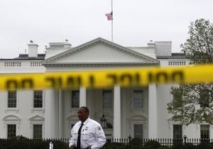 США - угроза терактов - отравленные письма в Вашингтоне