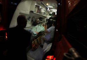 Автобус упал в пропасть в Черногории: 20 человек погибли