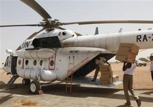 В Судане освободили похищенных российских летчиков