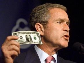 Буш: Нынешний финансовый кризис грозил спадом пострашнее Великой депрессии