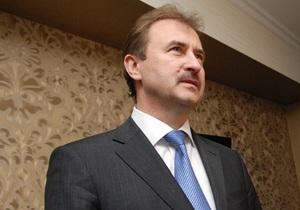 Защитники Андреевского спуска завершили акцию возле мэрии требованием отставки Попова