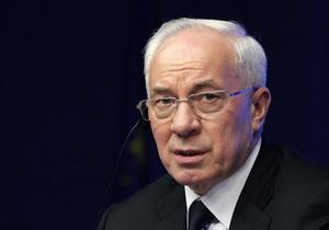 Азаров призвал украинцев взвешенно подойти к выбору мажоритарщиков