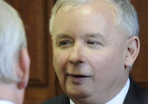Качиньского обязали публично извиниться перед своим основным соперником на выборах