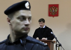 Навальный - Адвокат Навального отправил в суд жалобу на приговор