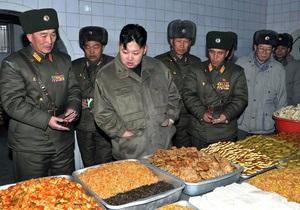 Гражданам КНДР впервые за семь лет выдали продовольственные наборы