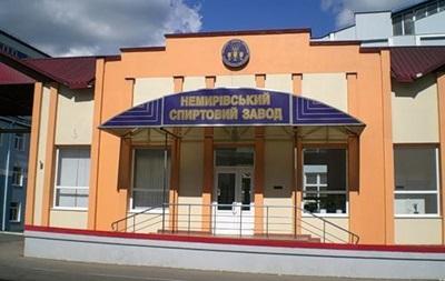 Немировский спиртзавод выставили на продажу за 50 млн грн