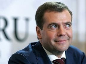 Медведев: Северный поток абсолютно выгоден для Европы
