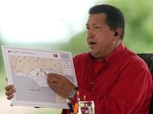 Уго Чавес: Российские бомбардировщики - предупреждение для США