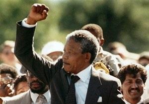 Нельсон Мандела перенес операцию