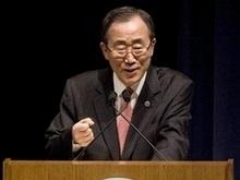 Генсек ООН: Миру нужно лидерство США
