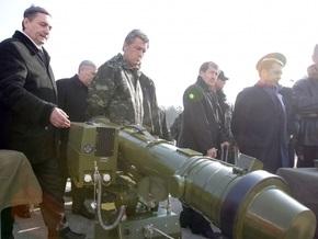 Ъ: Виктору Ющенко не прощают оружие