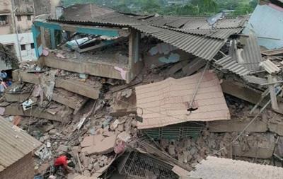 Обвал в Мумбаи: Число жертв выросло до 39