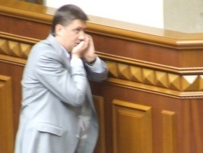 Кириленко заявил, что БЮТ и ПР заключили пакт Молотова-Риббентропа
