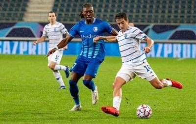 Динамо приблизилось к группе Лиги чемпионов, обыграв Гент на выезде