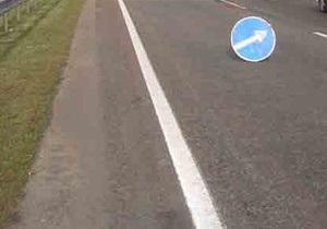 В Запорожской области водитель сбил насмерть велосипедиста и скрылся с места ДТП