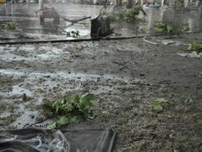 В Закарпатье объявили штормовое предупреждение