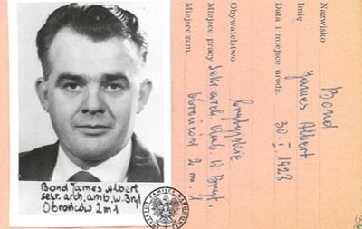 Польские историки нашли следы реального Джеймса Бонда