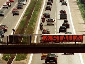 В Германии столкнулись 259 автомобилей, 66 человек ранены