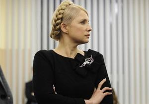 Тимошенко: Сегодня - день начала политических репрессий