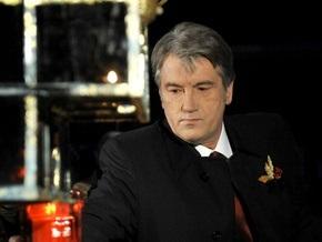 Ющенко о Голодоморе: Такого геноцида не прошла ни одна нация