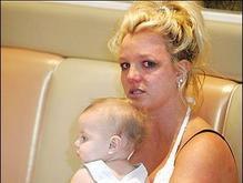 Бритни угрожала покончить с собой на глазах у детей