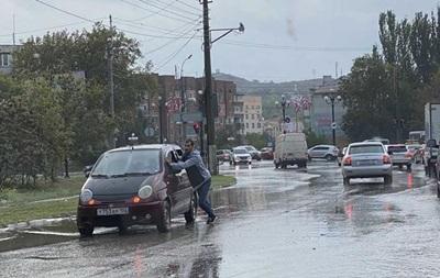 В Крыму пытаются вызвать дожди самолетами