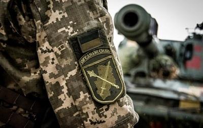 Сутки в ООС: 11 обстрелов, один военный ранен