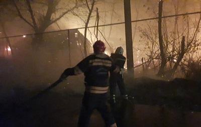 Пожары на Луганщине угрожают 22 населенным пунктам