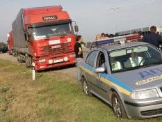 В Запорожской области пьяный водитель ВАЗа врезался в АЗС