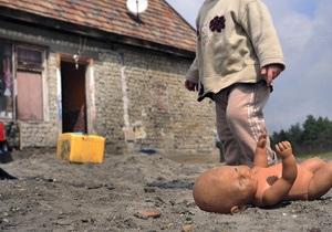 В Ровенской области в луже утонул двухлетний ребенок