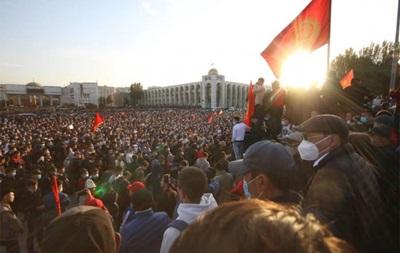 В Бишкеке назначили народного мэра