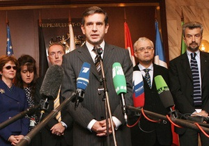 В Киев прибыл посол России