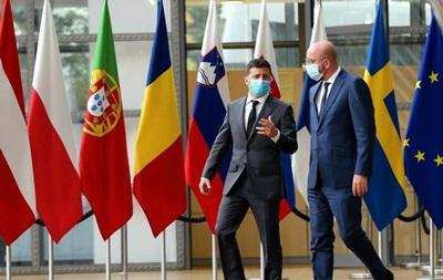 Зеленський у Брюсселі: як пройшов перший  живий  саміт Україна-ЄС