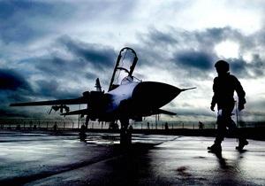 Британия выделит истребители Тайфун и Торнадо для операции в Ливии