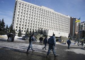 МВД готово усилить охрану ЦИК за счет внутренних войск