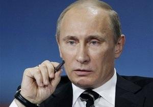 Россия рассматривает украинскую формулу сотрудничества с Таможенным союзом - Путин