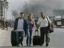 Из-за обостренной ситуации в Ливане 13 спортсменов не могут вернуться в Украину