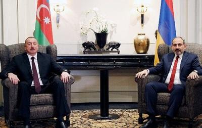 Пашинян и Алиев заявили о готовности к переговорам