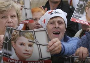 Atlantico: Дело Тимошенко отдает сильным запахом газа